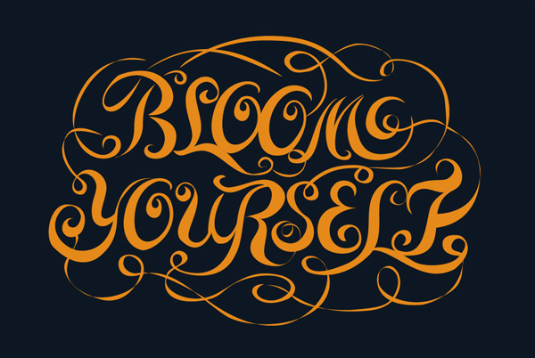 Bloom yourself